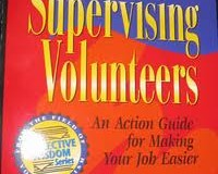 BOOK REVIEW: What We Learned (the Hard Way) about Supervising Volunteers: An Action Guide to Making Your Job Easier